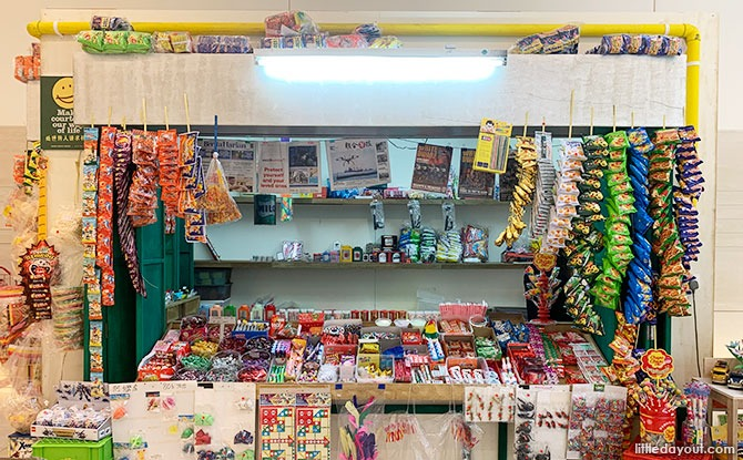 Mama Shop Pops-Up At National Museum Of Singapore For The March Hols