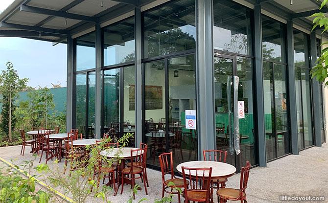 Park eatery
