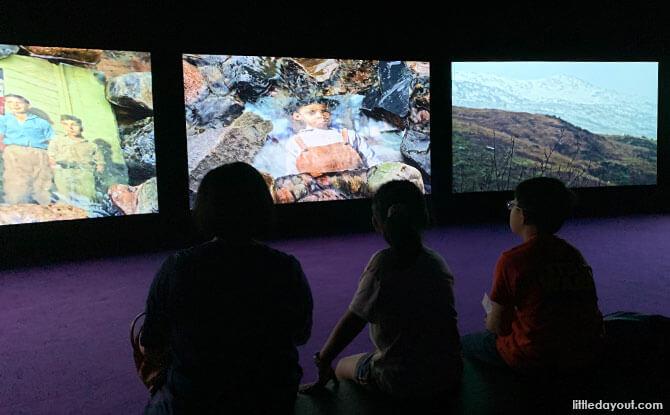 Purple - 2219: Futures Imagined - ArtScience Museum