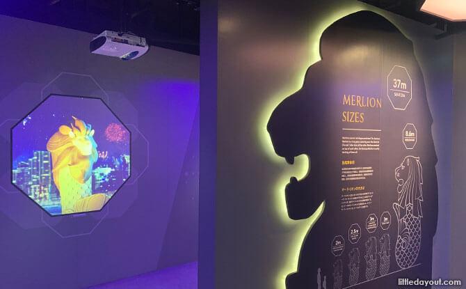 """""""Merlion Museum"""" in Singapore"""