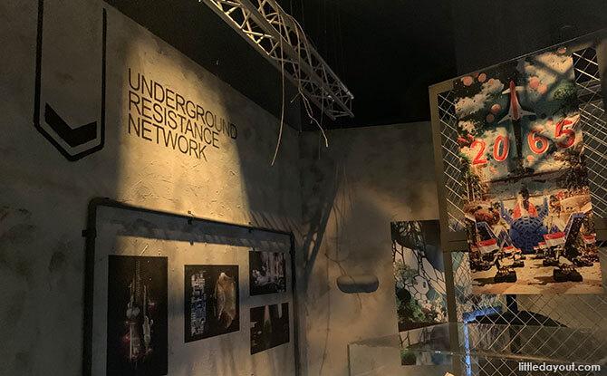 Underground Resistance Network