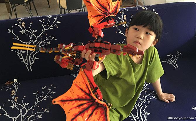 Parent Review: LEGO Ninjago Fire Dragon Attack (71753)