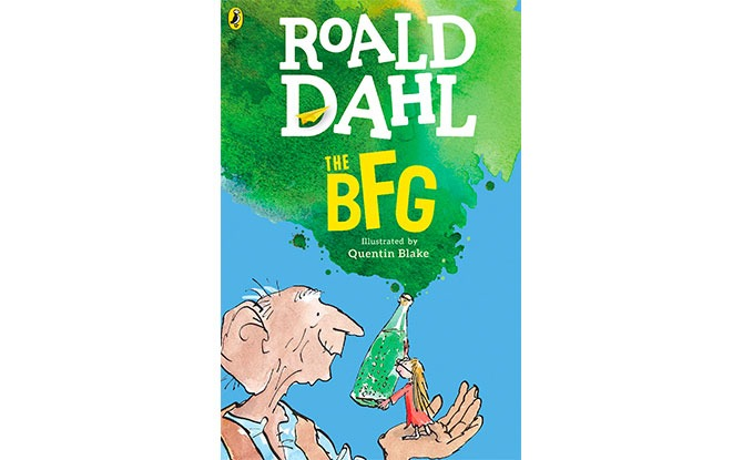 The BFG Quotes - Roald Dahl Quotes