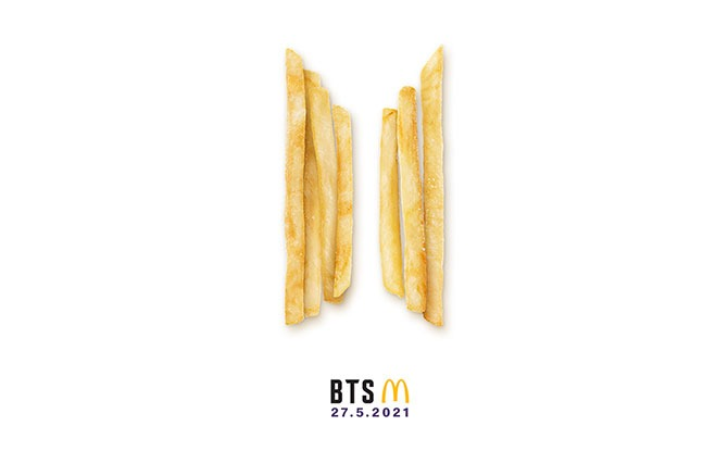McDonald's BTS Meal Is Coming To Singapore 27 May 2021
