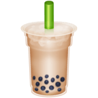 Bubble Tea Emoji