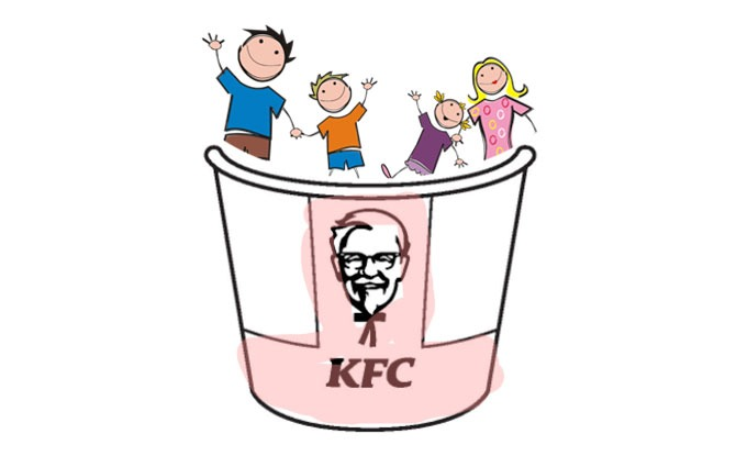 KFC Singapore Drawing Contest