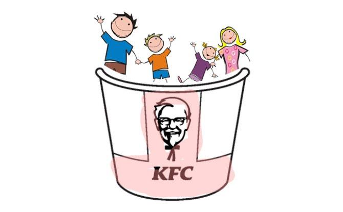 KFC Singapore Drawing Contest