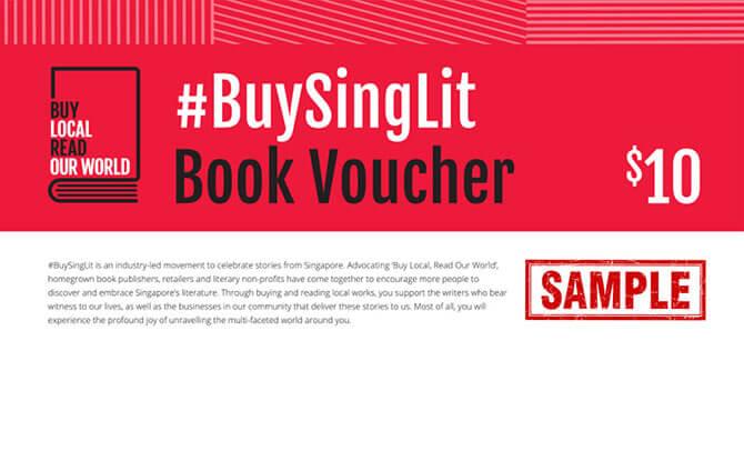 #BuySingLit Giveaway Voucher