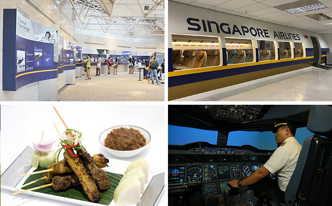 Inside Singapore Airlines - November 2020