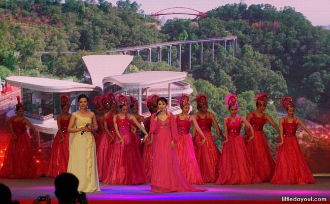River Hongbao Performances