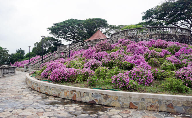 Terrace Garden, Telok Blangah Hill Park