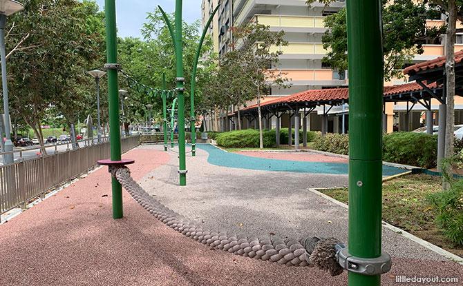 Simei Street 1, Blocks 151, 153 & 146 Playgrounds