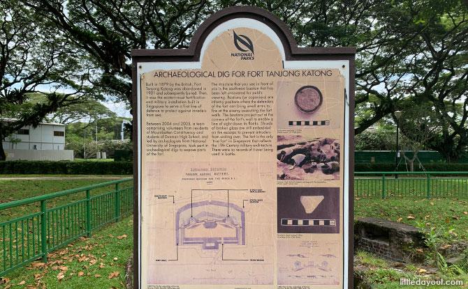 Fort Tanjong Katong