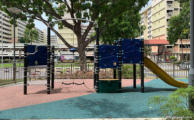 Simei Road Playground