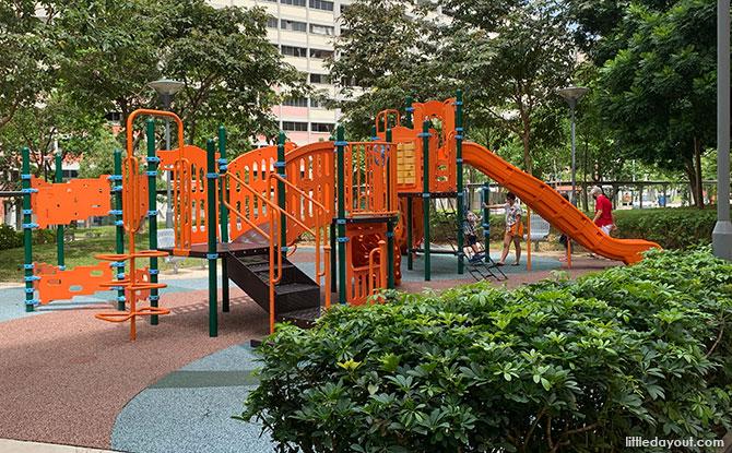 Simei Street 2, Block 146 Playground