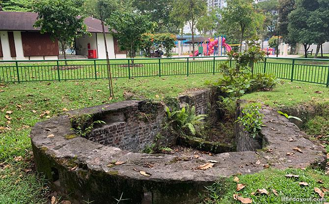 Ruins of Tanjong Katong Fort