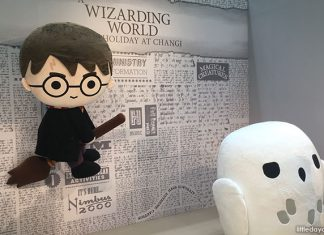 Fantastic Harry Potter Plush Toys At Changi Airport And How To Get Them