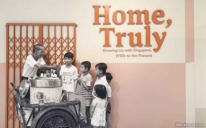 Home, Truly: Growing Up with Singapore, 1950s to the Present