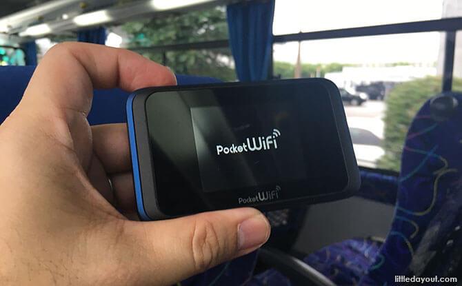 Changi WiFi Roaming Service