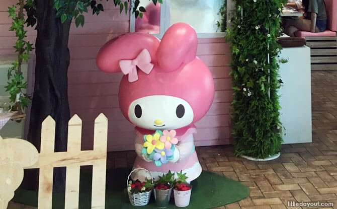 Character Cafes in Singapore: Cute, Themed Cafes To Hang Out At