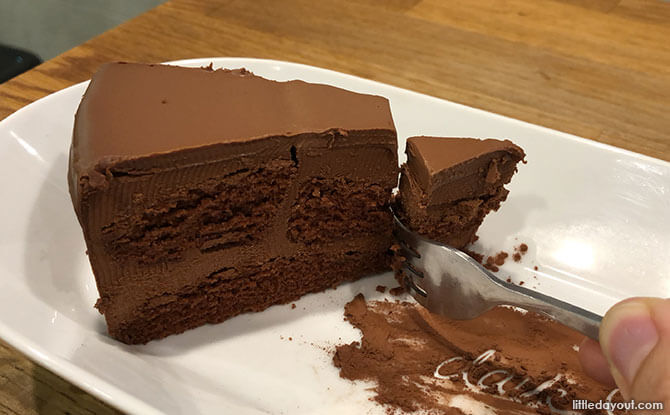 Chocolate Origin Cake