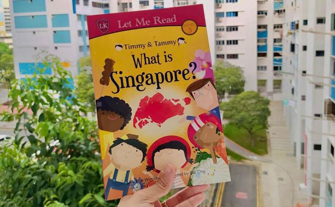 National Museum of Singapore Livestream – Interactive Storytelling – Timmy & Tammy: What Is Singapore? - June School Holidays Things to Do