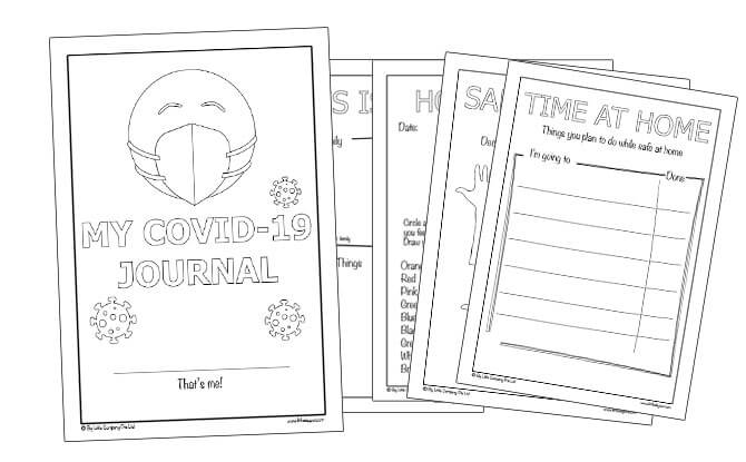 COVID-19 Journal: Keeping Track Of Historic Times