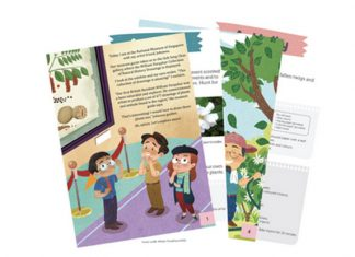 Creative Conversations: The Scent Of Spices – New ECDA Resource Kit Encourages Kids And Families To Learn Outdoors
