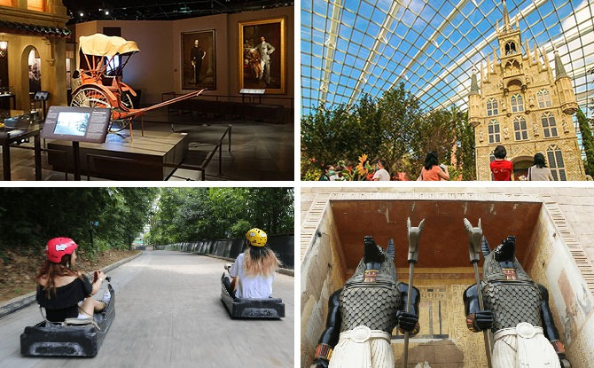 Get An Overview Of Which Attractions In Singapore Have Reopened