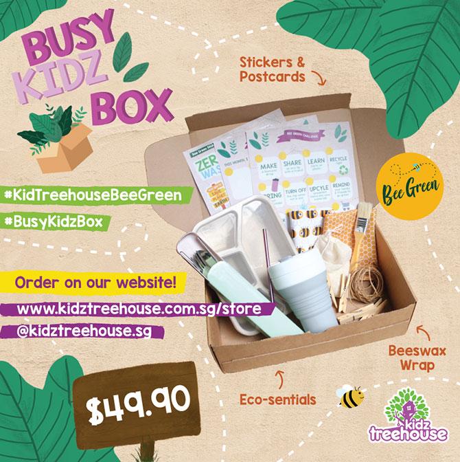 Busy Kidz Box