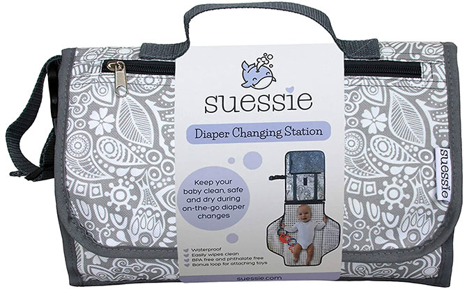 Suessie Portable Diaper Changing Pad