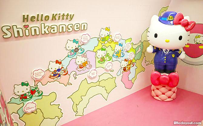 9224f0b6c Hello Kitty Shinkansen: Making Memories On Japan's Cutest Bullet Train - Japan  Rail Pass