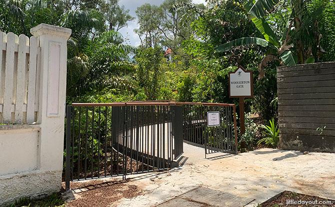 Woollerton Gate