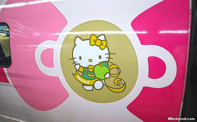 8 Hello Kitty Cars