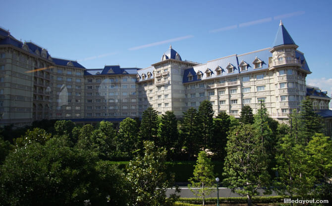 Tokyo Disneyland Hotel, Japan