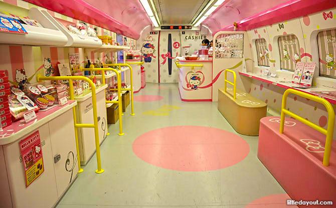 Hello Kitty speciality shop