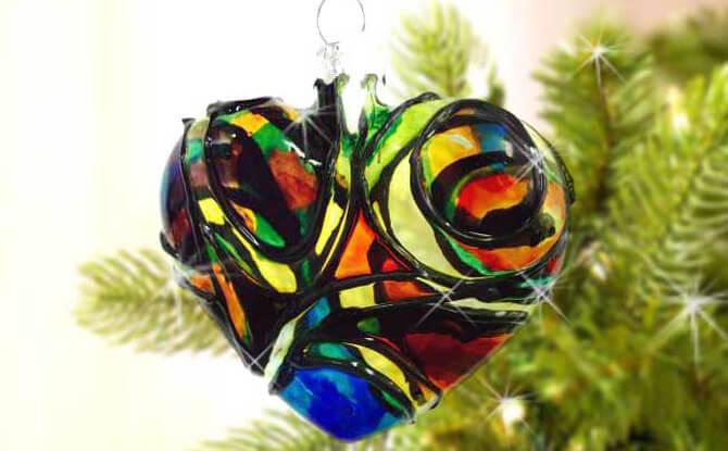 Christmas Glass Art Painting Workshop (Basic)