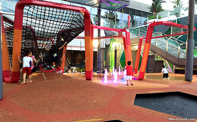 Jem Play Playground Version 2.0 - Free Indoor Playgrounds in Singapore