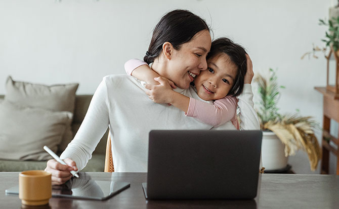 Bite-Sized Parenting: Speaking The Love Language Of Your Child