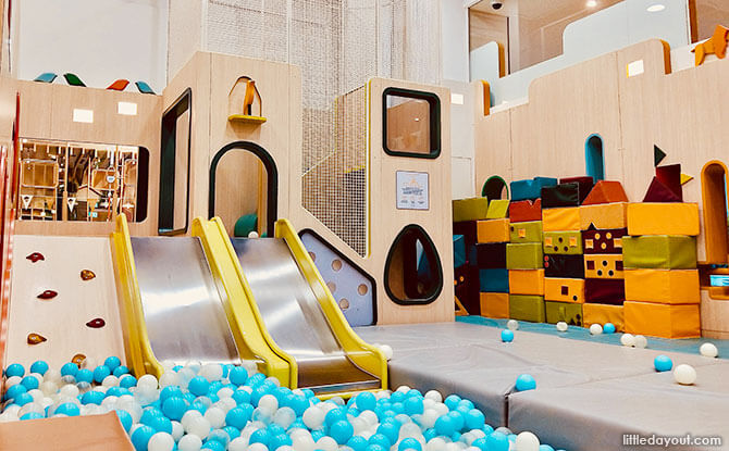 buds by Shangrila - Indoor Playground in Singapore