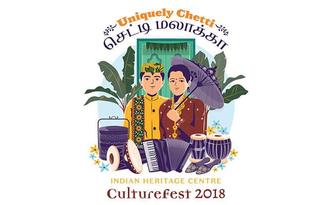 Indian Heritage Centre CultureFest 2018: A Multi-Sensory Celebration Of Chetti Melaka Culture