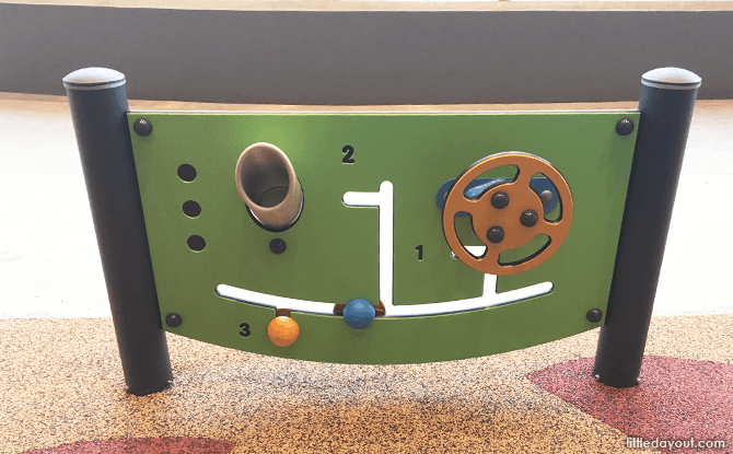 Playboard at OTH Playground