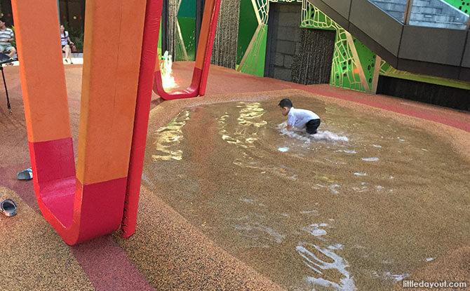 Pond at Jem Play Playground