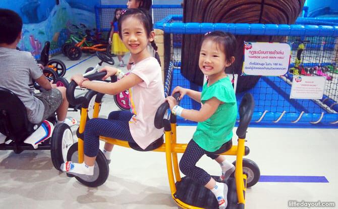 Harbor Land Family Entertainment, Pattaya