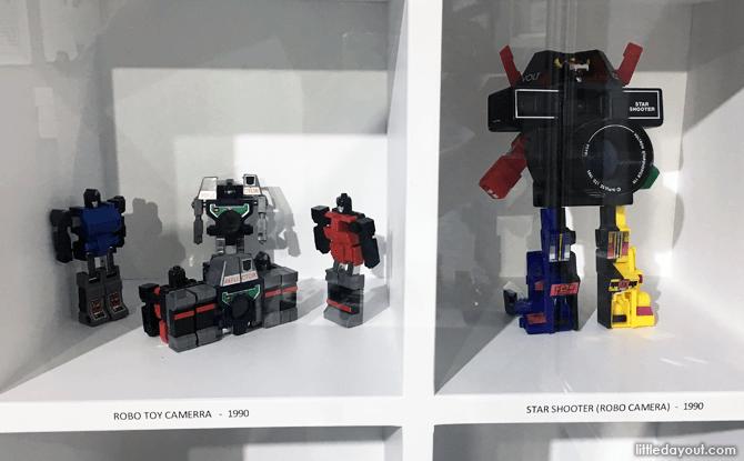 Toy Cameras