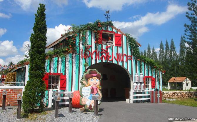 Swiss Sheep Farm