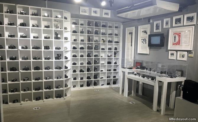 Vintage Camera Museum