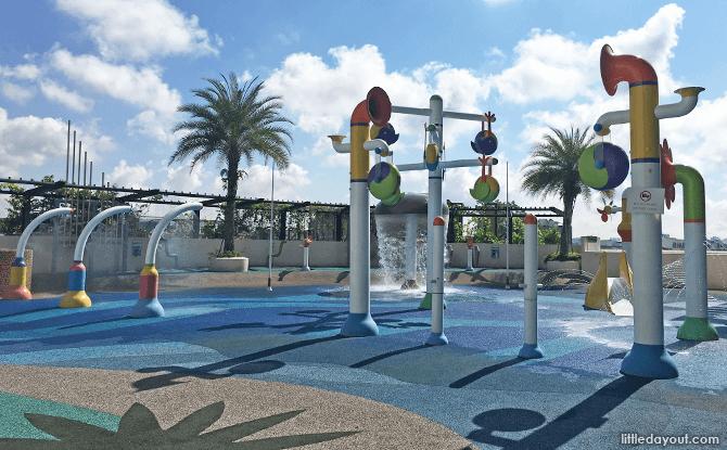 112 Katong's Water Playground