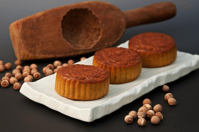 Tai Chong Kok's Lotus Paste Mooncakes. Photo credit: Tai Chong Kok