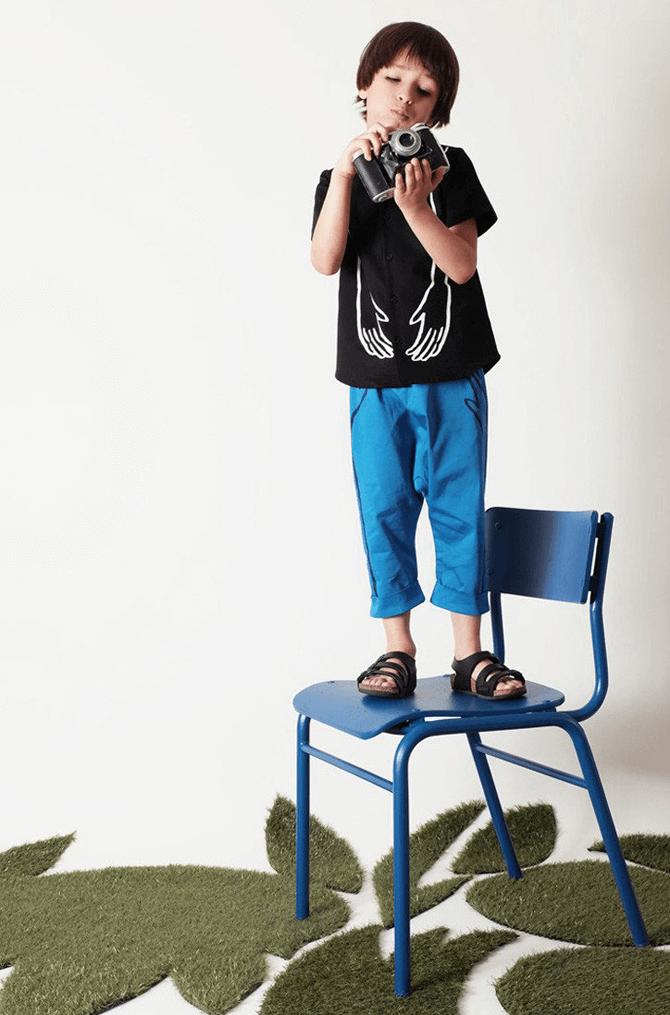 nana and bird kids - boys' clothing
